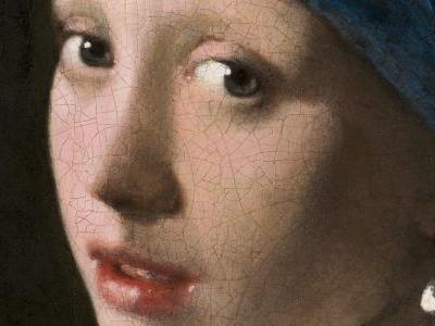 A Gallery of 1,800 Gigapixel Images of Classic Paintings: See Vermeer's Girl with the Pearl Earring, Van Gogh's Starry Night & Other Masterpieces in Close Detail
