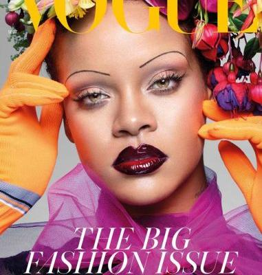 Sit Down, Rihanna Already Won All September Issue Covers