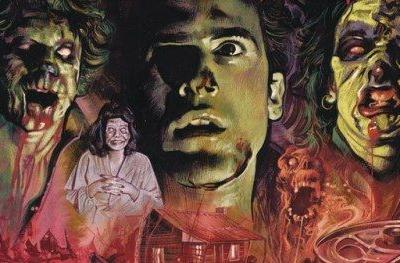 The Evil Dead Is Getting an All-New 4K Blu-ray Release in