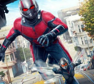 Giant-Sized Ant-Man and The Wasp IMAX Poster is Here
