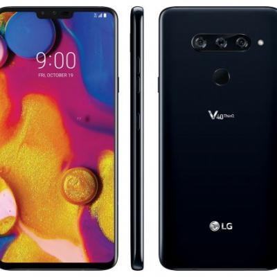 LG V40 ThinQ Android Pie update enters T-Mobile testing