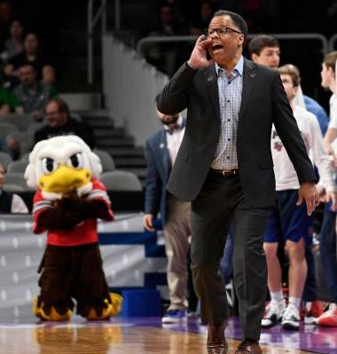 Liberty keeps cool in crunch time, slays 'monster of unbelief' during first-round March Madness upset