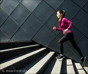 Climbing Stairs at Short Intervals Throughout the Day Can Boost Your Health