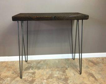 46 Inspirational Hairpin Leg Console Table Pictures
