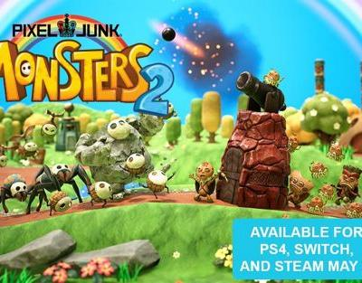 PixelJunk Monsters 2 is set for PC, PS4, and Switch