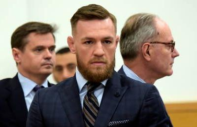Conor McGregor charges dropped after Miami Beach 'phone attack' as victim refuses US return