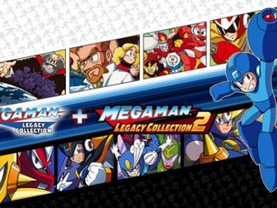 10 Mega Man Games Coming To Switch In Single Package