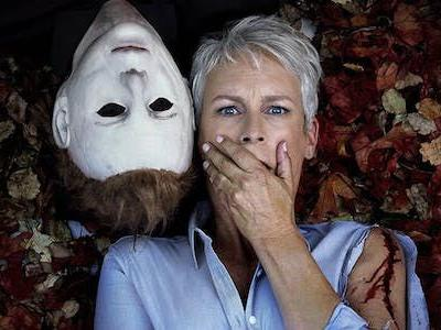 Jamie Lee Curtis Has Already Wrapped On Halloween