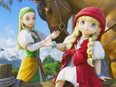 Dragon Quest XI's western release is adding a lot more than English voice acting