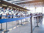 Jumping the queue and putting bags on seats are passengers' biggest airport bug bears
