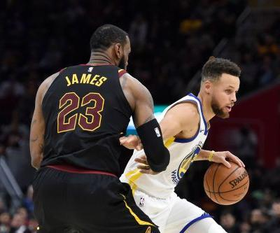 Curry, LeBron named NBA All-Star captains; Cousins, Embiid among starters