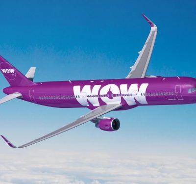 Wow Air is offering $49 one-way flights from the US to Europe