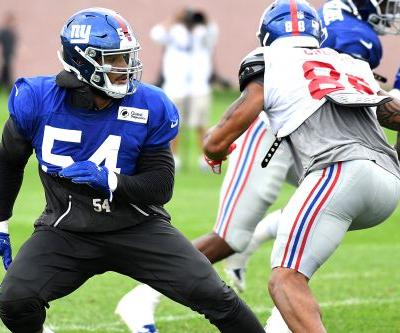 Giants appear to have dodged serious Olivier Vernon injury