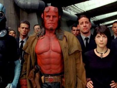 The Morning Watch: 'Hellboy' Movies Compared to the Comics, Laura Dern Career Breakdown & More