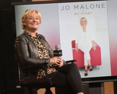 "Jo Malone on Her ""Warrior"" Comeback in Fragrance and Going Back to Basics"