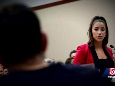 Aly Raisman turns abuse into platform for advocacy