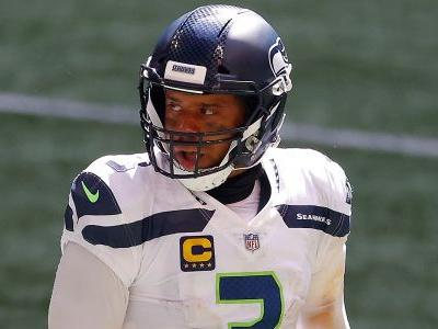Russell Wilson trade rumors: Price for Seahawks passer starts at three first-round picks, per report
