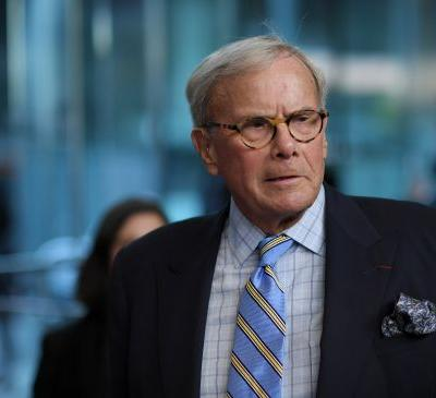 BREAKING: Tom Brokaw Accused By Two Women of Sexual Misconduct