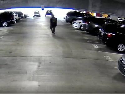 Police: Surveillance video shows men steal from vehicles at tourist spot, go on shopping spree at Sam's Club