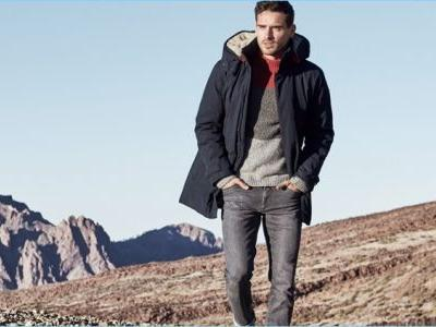 Arthur Kulkov Reunites with Brax for Fall '18 Campaign