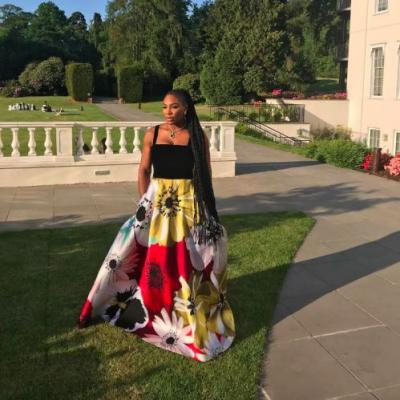 Yes, This Celeb Wore Sneakers to Meghan and Harry's Black-Tie Reception
