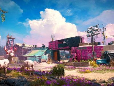 Far Cry New Dawn Trailer Showcases Cosmetics, Unicorn Trike