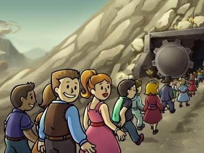 Fallout Shelter Online launches in the east
