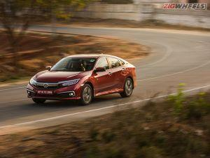 Honda Civic Launch Date Confirmed Will Get 3 Variants