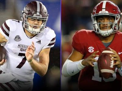 Alabama vs. Mississippi State: Scores, highlights from latest Tide test