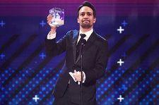 Lin-Manuel Miranda Accepts President's Merit Award at Latin Grammys, Dedicates it to Puerto Rico