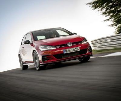 Volkswagen Golf GTI TCR Slots Between The GTI and the R - Coming To SA