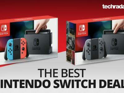 The best Nintendo Switch deals in September 2017: new stock available now