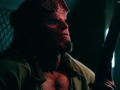 Well, The Hellboy Trailer Was Not Exactly What I Was Expecting