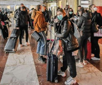 US universities are canceling study abroad programs in Italy and urging students to return to the US amid soaring coronavirus cases