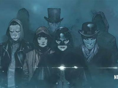 Netflix Orders Series Adaptation of Mark Millar's The Magic Order