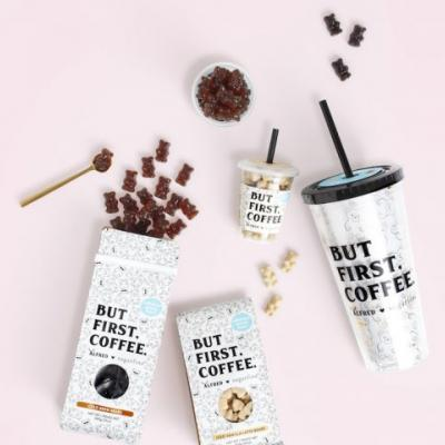 Ditch Your Morning Latte and Try These Coffee-Infused, Caffeinated Gummy Bears Instead