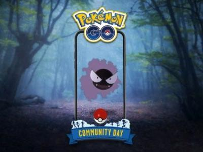 Pokemon Go's July Community Day will feature Gastly and take place on 19th July