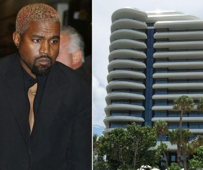 Kanye was going to 'Ye-ify' $14M Miami condo for Kim