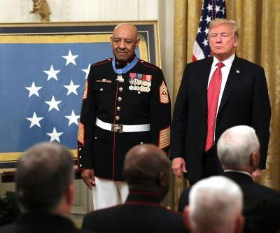 Vietnam vet awarded Medal of Honor for his 'unmatched bravery'