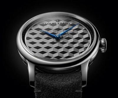 Louis Erard Excellence Guilloché Main Brings Centuries-Old Craft Into the 21st Century