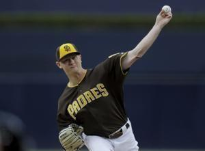 Musgrove pitches 7 strong innings to beat hometown Padres