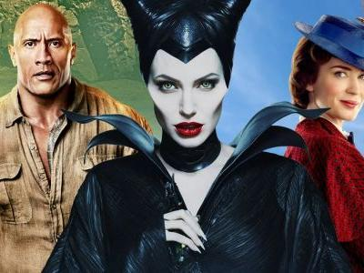 Jungle Cruise, Maleficent 2 & Mary Poppins 2 Get New Release Dates