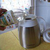 How to Clean Your Coffee Pot
