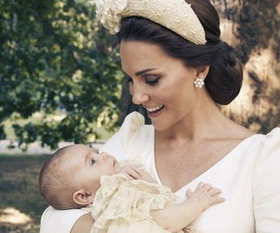 The internet can't get enough of Prince Louis' christening photos