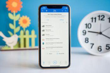 Outlook and OneDrive for iOS will now benefit from some of the cool new iOS 14 features