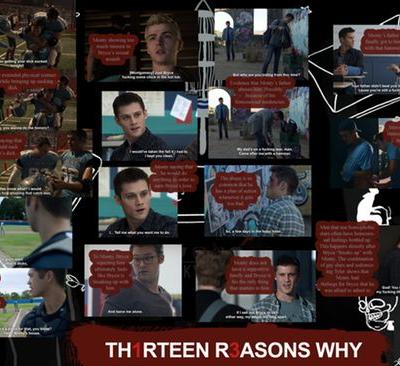 This Theory About Monty In '13 Reasons Why' Might Be A Big Part Of Season 3
