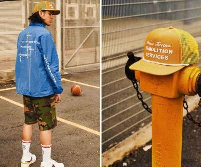 """AGAINST LAB Delivers Basketball-Inspired """"Chaos Tactics"""" Spring/Summer 2018 Collection"""