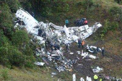 Plane Carrying Brazilian Soccer Team Chapecoense Crashes, Killing 75 Of 81 Passengers