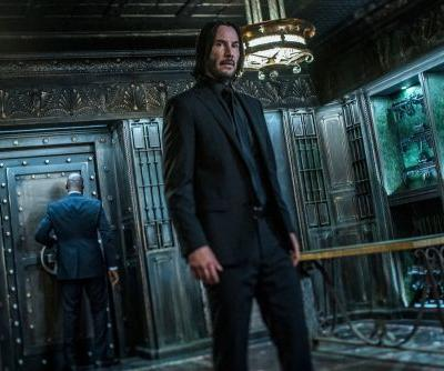 JOHN WICK: CHAPTER 3 -PARABELLUM Is The Most Impressive Action Movie Of The Year - One Minute Movie Review