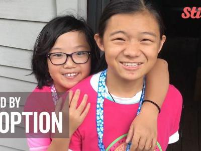 'Totally changed our whole lives': US family adopts 2 girls from China